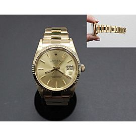 Rolex Date STYLE 34mm Womens Watch