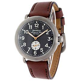 Shinola The Runwell S0120109231 41mm Mens Watch