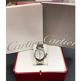 Cartier Pasha 2475 35mm Womens Watch