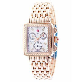 Michele Deco Day MWW06P000109 33mm Womens Watch