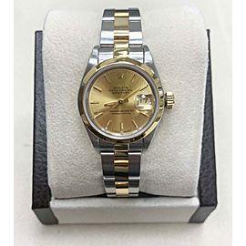 Rolex Datejust 69163 26mm Womens Watch