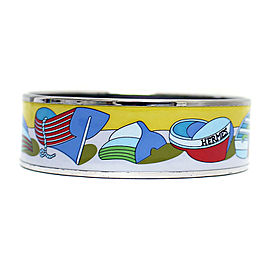 HERMES Boat pattern Bracelet