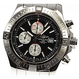 Breitling Super Avenger II A13371 48mm Mens Watch
