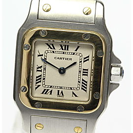 Cartier Santos Galbee 24mm Womens Watch
