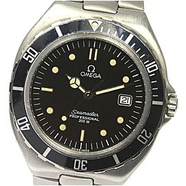 Omega Seamaster 38mm Mens Watch