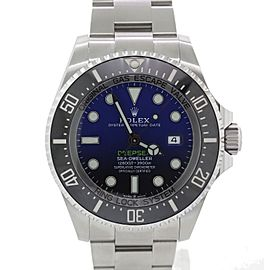 Rolex Sea-Dweller Deepsea 126660 44mm Mens Watch