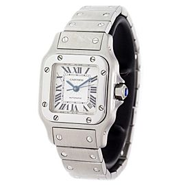 Cartier Santos Galbee 2423 24mm Womens Watch