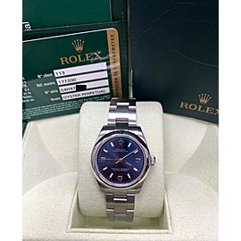 Rolex Oyster 31mm Mens Watch