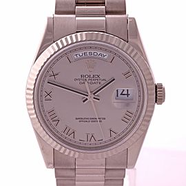 Rolex Day-Date President 118239 36mm Unisex Watch