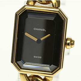Chanel Premiere 20mm Womens Watch
