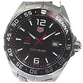 Tag Heuer Formula 1 WAZ1012.BA0883 43mm Mens Watch