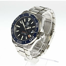 Tag Heuer Aquaracer Caliber 5 WAY211C-0 43mm Mens Watch