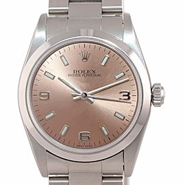 Rolex Oyster Perpetual 77080 31mm Womens Watch