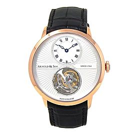 Arnold & Son UTTE 18k Rose Gold Manual Men's Watch 1UTAR.S09A.C120A