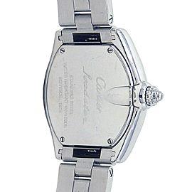 Cartier Roadster Stainless Steel Quartz Men's Watch W62016V3