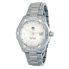 Tag Heuer Aquaracer Stainless Steel Swiss Quartz Men's Watch WAY1111.BA0928