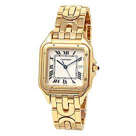 Cartier Panthere 18k Yellow Gold Swiss Quartz Ladies Watch 1060 2