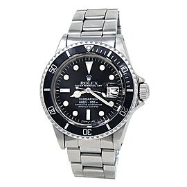 Rolex Submariner (5 Serial) Stainless Steel Automatic Men's Watch 1680