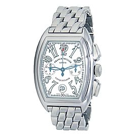 Franck Muller Conquistador Stainless Steel Automatic Men's Watch 8005 CC