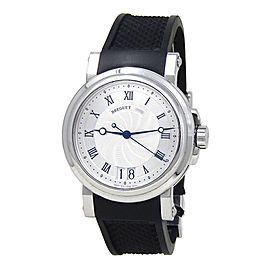 Breguet Marine Stainless Steel Automatic Men's Watch 5817ST/12/5V8