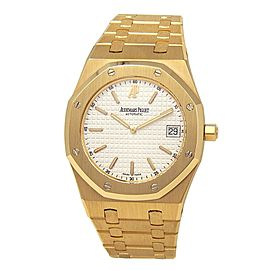 Audemars Piguet Royal Oak 18k Yellow Gold Automatic Watch 15202BA.OO.0944BA.01
