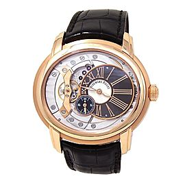 Audemars Piguet Millenary 18k Rose Gold Automatic Watch 15350OR.OO.D093CR.01