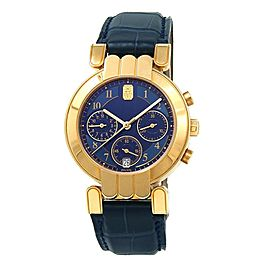 Harry Winston Premier 18k Yellow Gold Automatic Men's Watch