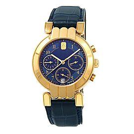 Harry Winston Premier 18k Yellow Gold Automatic Men's Watch