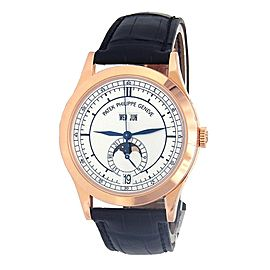 Patek Philippe Complicated Annual Calendar 18k Rose Gold Automatic 5396R-001