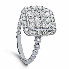 Engagement Ring with 1.00ct. Total Carat Weight