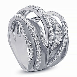 Fashion Ring with 1.52ct. of Total Diamond Weight