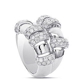 Fashion ring with 2.30ct. of Total Diamond Weight