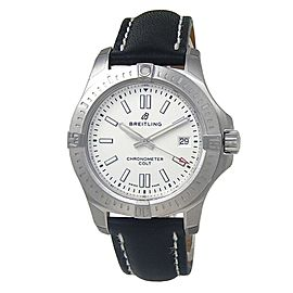 Breitling Colt Stainless Steel Men's Watch Automatic A17313
