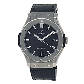 Hublot Classic Fusion Titanium Automatic Black Men's Watch 542.NX.1171.LR