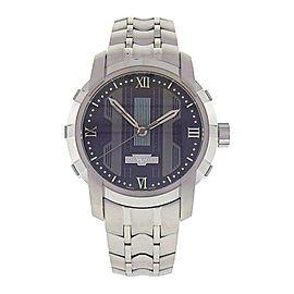 Dewitt Glorious Knight Stainless Steel Automatic Men's Watch FTV.HMS.001.S
