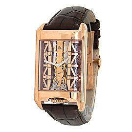 Corum Golden Bridge Stream Bridge 18k Rose Gold B313/03296 313.100.55/OF02 SB01R