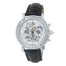 Breguet Classique 18k White Gold Men's Watch Manual 5238BB/10/9V6.DD00