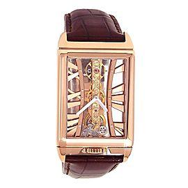 Corum Golden Bridge 18k Rose Gold Manual Wind Men's Watch B113/03044