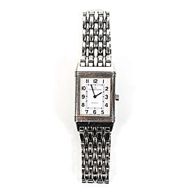 Jaeger LeCoultre Reverso Watch - 23 mm - Stainless Steel