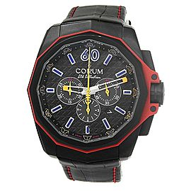 Corum Admiral's Cup AC-ONE Venezuela Titanium Black Watch 132.211.95/0F01 ANVE