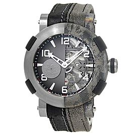 Romain Jerome Arraw Two Face Titanium Two Face Watch 1C45S.TTTR.5023.AR.TWF18