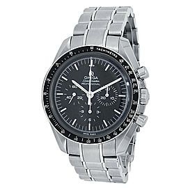 Omega Speedmaster Stainless Steel Auto Black Men's Watch 311.30.42.30.01.005