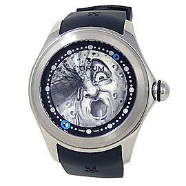 Corum Big Bubble Magical Titanium Rubber Automatic Melies Moon Watch