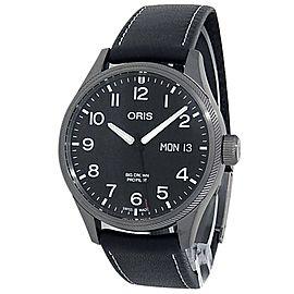 Oris Big Crown ProPilot Stainless Steel Auto Black Men's Watch 01 752 7698 4264