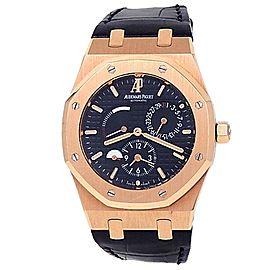 Audemars Piguet Royal Oak Power Reserve Black Men's Watch 26120OR.OO.D002CR.01