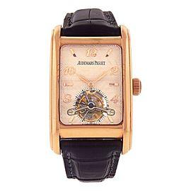 Audemars Piguet Edward Piguet 18k Rose Gold Manual Watch 259560R.00.D002CR.01