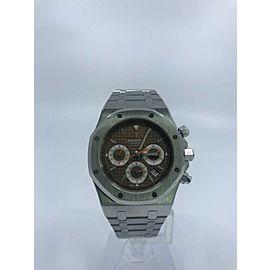 Audemars Piguet Royal Oak Chronograph 26300ST 39mm Brown dial