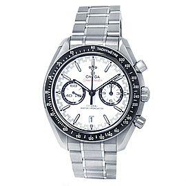 Omega Speedmaster Racing Stainless Steel White Men's Watch 329.30.44.51.04.001