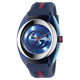 Gucci Sync YA137104 46mm Mens Watch