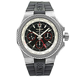 Breitling Bentley GMT EB043335/BD78-232S 45mm Mens Watch